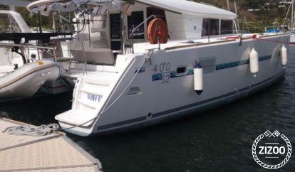 Catamarán Lagoon 400 S2 (2013)