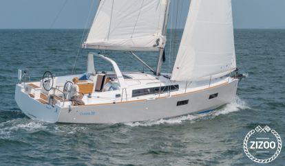 Sailboat Beneteau Oceanis 38.1 (2020)