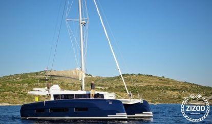 Catamarán Dufour 48 (2021)