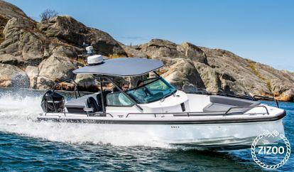 Barco a motor Axopar 28 TT (2017)