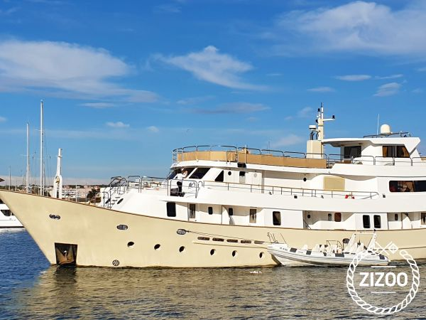 Motorboot La Perla - 1976 (Umbau 2010)-2