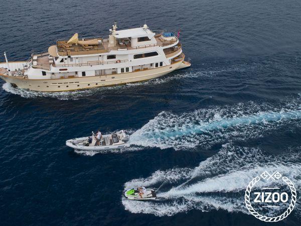 Motorboot La Perla - 1976 (Umbau 2010)-0