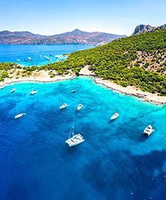 Location de Yachts Athenes