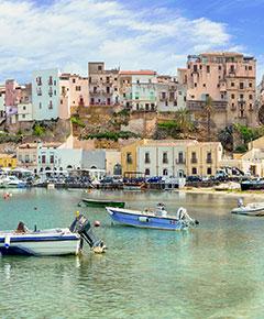 Location de Yachts Sicile