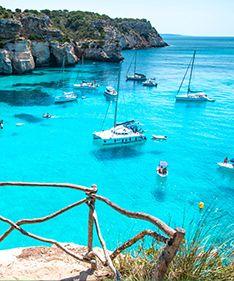 Alquiler Barco Menorca
