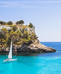 Boot huren Mallorca