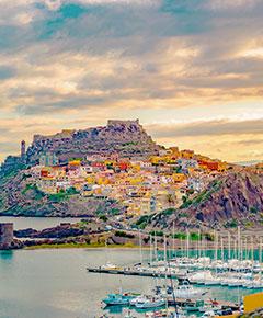 Boot huren Sardinie