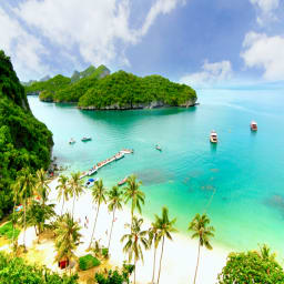 Boot huren Thailand